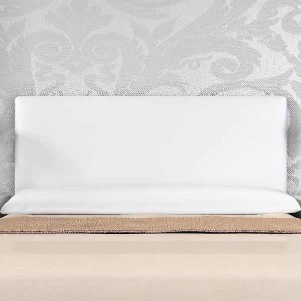 Cabecero mod basic 90 cm blanco zipzap online s l sleepens - Colchones sleepens ...