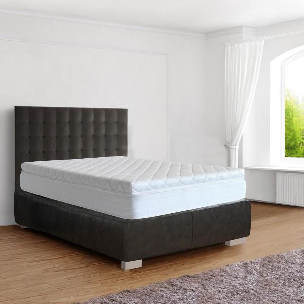 box spring matress topper sleepens. Black Bedroom Furniture Sets. Home Design Ideas