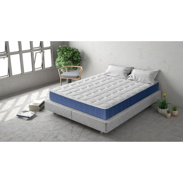 Colch n denim cloud duo sleepens - Colchones sleepens ...